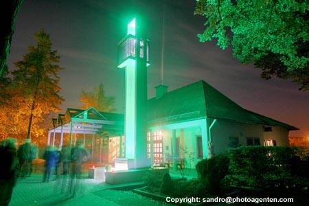 Illumination in Weinsheim (Worms)