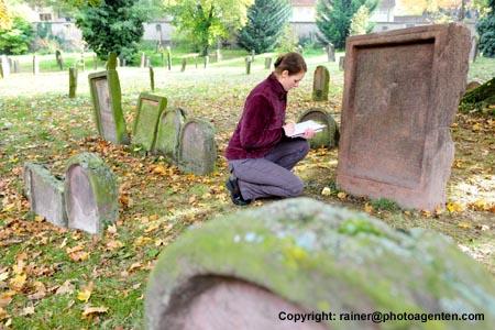 judenfriedhof worms
