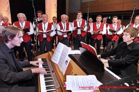 Konzert des MGV Gimbsheim mit Orchester und Chor